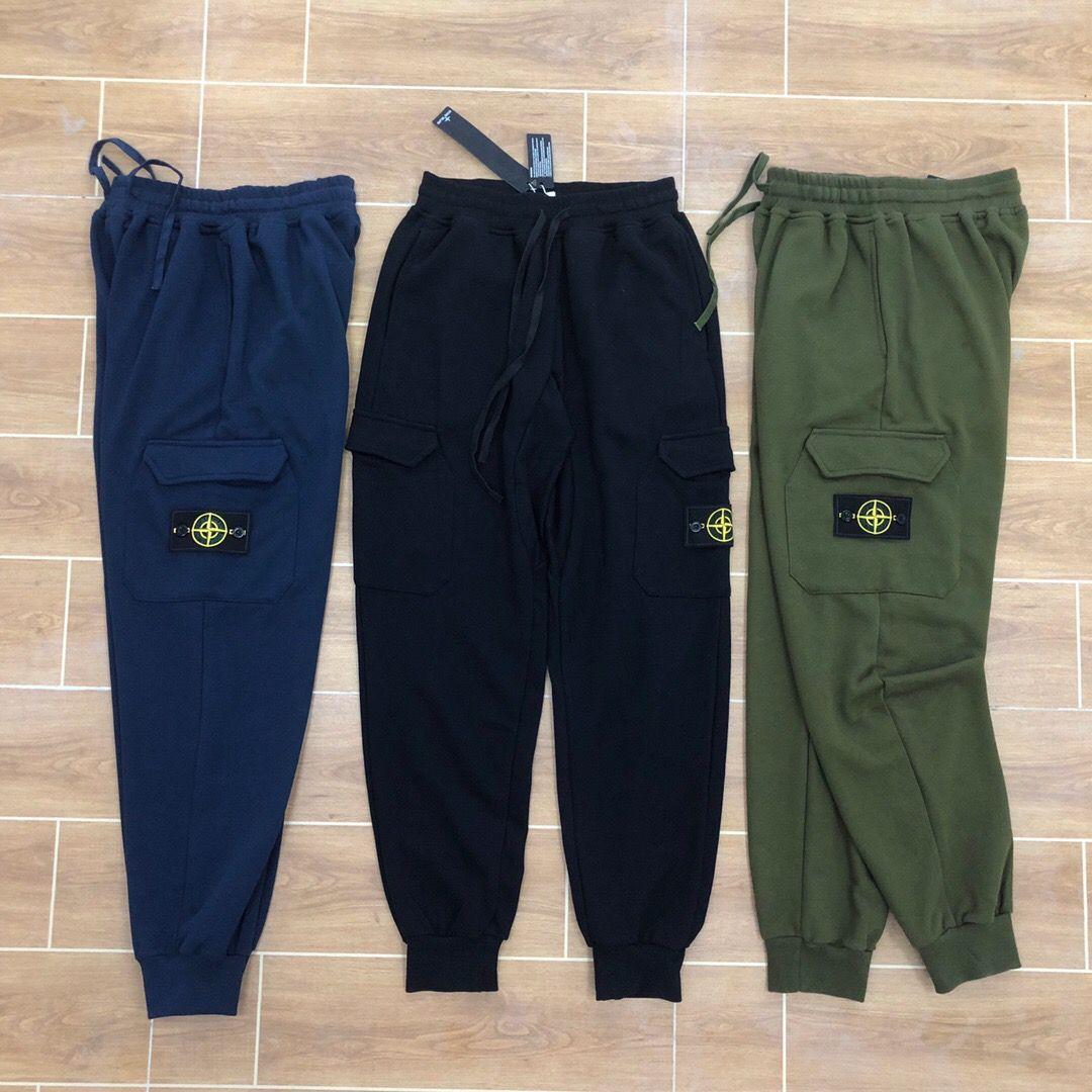 2020 nuovo progettista di marca di modo Trackpants nuovo lungo lusso progettista Mens Jogger pantaloni di Hip Hop Streetwear 19ss Sportpants B104921W