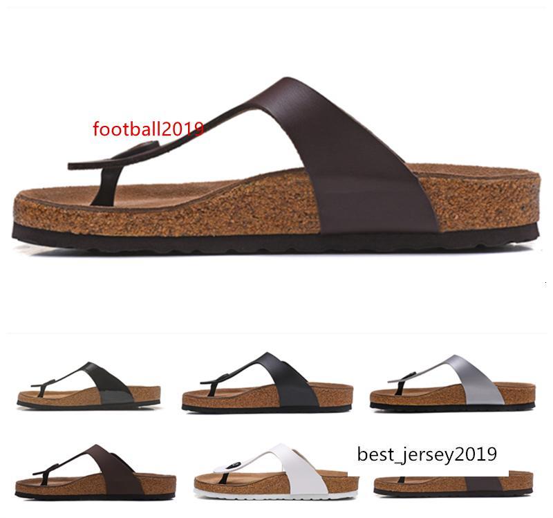 Designer Mayari Arizona Gizeh infradito estive delle donne degli uomini degli appartamenti pantofole dei sandali Sandali da spiaggia pelliccia 34-46