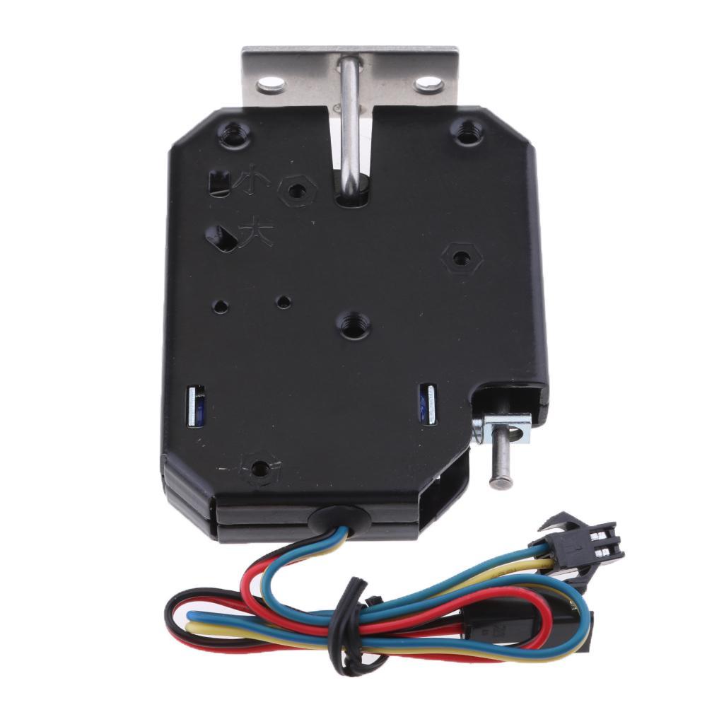 Haut de gamme électrique magnétique Serrures infligez Portes Portes Cabinet Casiers 6V / 1.7A