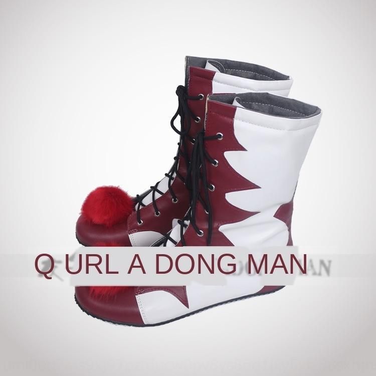 Клоун душа возвращающих 2 COS косплей клоуна душа возвращающих 2 COS обувь косплей обувь