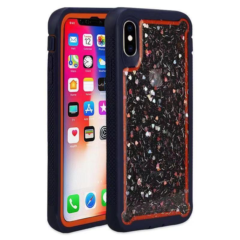 For Samsung S10 5G E S9 Plus J4 J6 Plus Pretty Epoxy Pattern Full Body Phone Case Cover