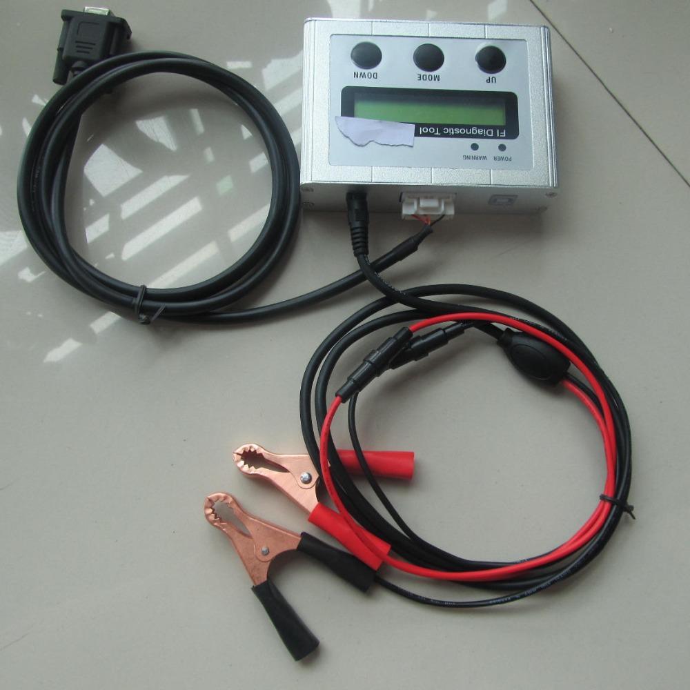 scanner de moto professionnel Support pour Yamaha marques moteurs Handheld outil d'analyse de la réparation de diagnostic moto pour yamaha