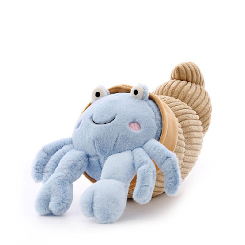 Ocean Animal Model Hermit Crab Kids Science Learning Toy Home Decor