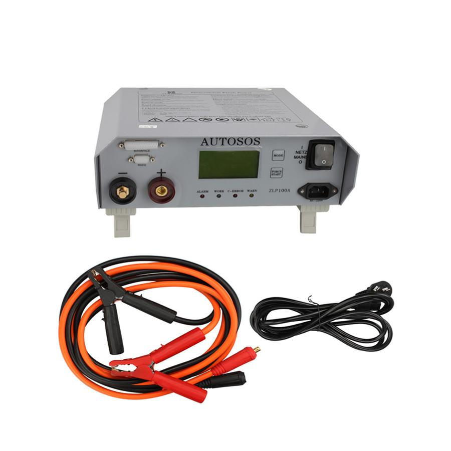 Intelligent Programming Charger ZLP100A ECU Chip Tunning