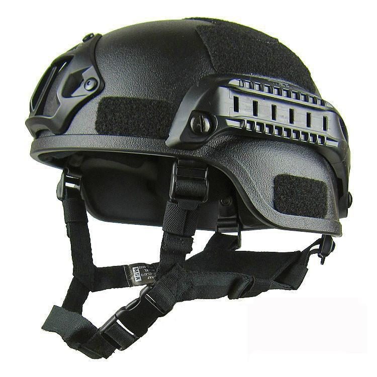 Qualidade Leve RÁPIDO Capacete MICH2000 Airsoft MH Tactical Capacete Outdoor Tactical Painball CS SWAT equitação proteger o equipamento frete grátis