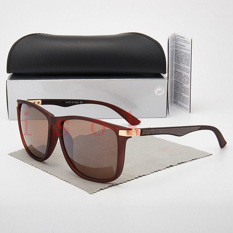 케이스 및 상자 야외 구글 안경을 운전 10PCS, 도매 디자이너 색안경 남성 여성 여름 스타일 선글라스 그늘
