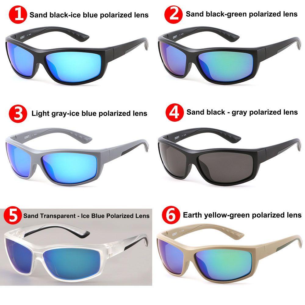 Новые поляризованные очки TR90 Мужские Женские солнцезащитные очки Мужчины и женщины рыбалка очки серфинг солнцезащитные очки Лучшие качества Горячий продавать