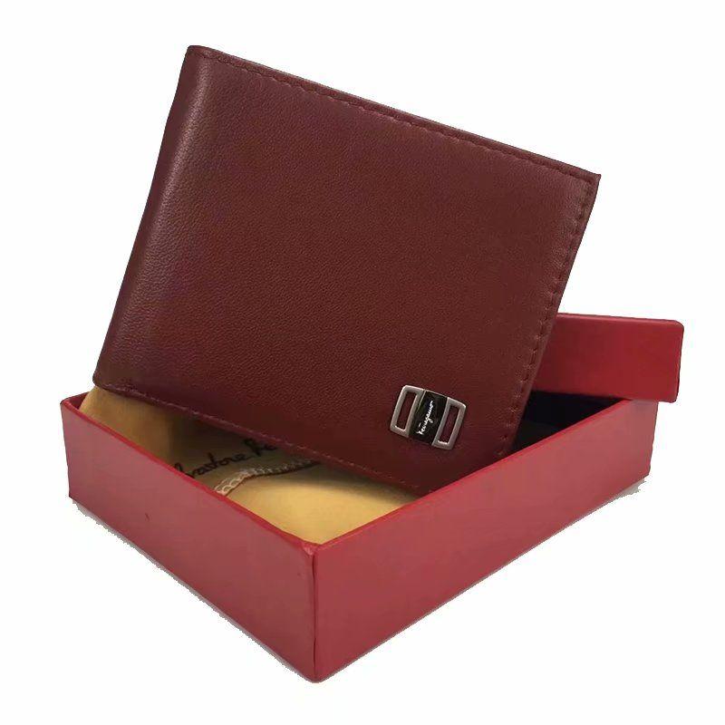 2020 männer männer männer frei casual kurze kartenhalter pocket shipping wallet designer brieftasche mode leder hafhh