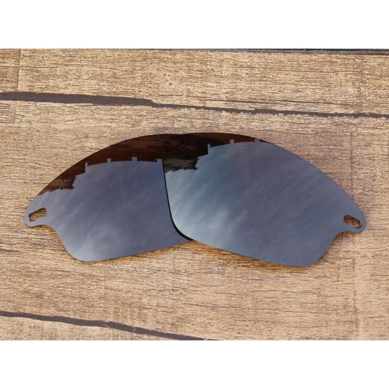 Vonxyz Bronze Brown Polarized Replacement Lenses for- Fast Frame
