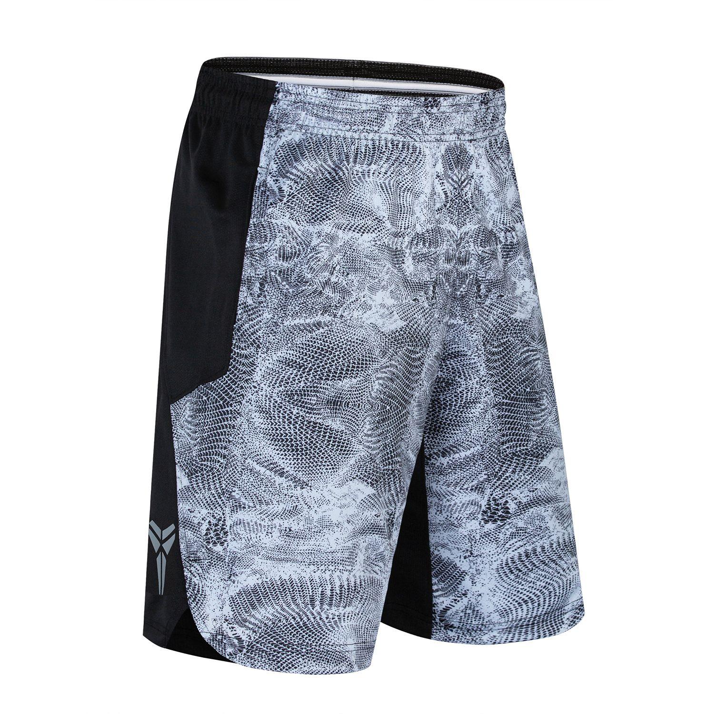 Explosive New Style Cross Border di pallacanestro Pantaloncini da corsa Pantaloni fitness Athletic Pantaloni Shorts addestramento dei pantaloni di bicchierini over-the-Kn
