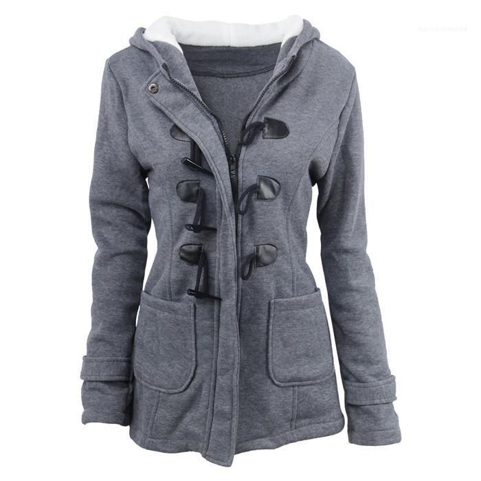 Homme Giyim Moda Tasarımcısı Kış Sonbahar Gündelik Giyim 6XL Hırka Kapüşonlular Katı Renk Bayan Ceket Uzun Kol