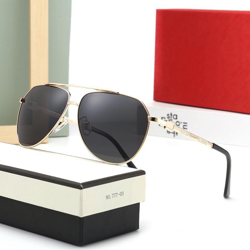 مصمم الأزياء الجديدة نظارات شمس 0902 إطار القط بسيطة النمط الشعبي حماية UV400 النظارات الجملة أعلى جودة