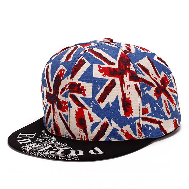 UK Baseball Snapback Bboy Baseball Hat Hip-Hop Adjustable Cap Men Women 59