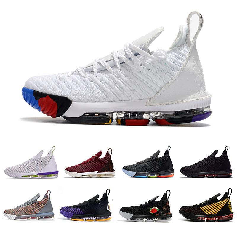 2019 XVI 16 Remix L SuperBron CNY King Lightyear Men Basketball Shoes Mens Athletic Trainers 16s Sports Lightweight Designer Chaussures