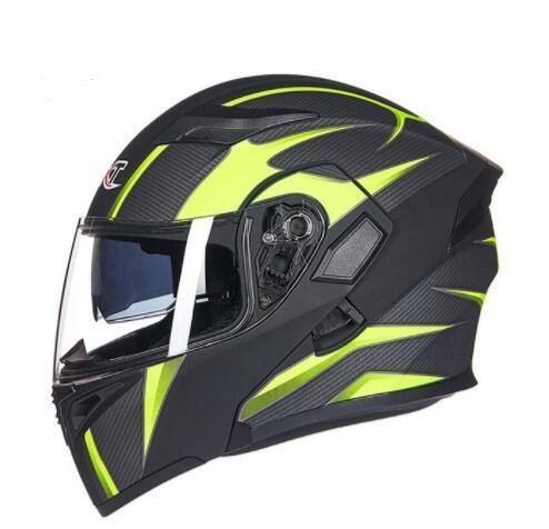2020 novos homens de capacetes modulares ao ar livre e as mulheres de alta segurança capacete da motocicleta qualidade aleta off-road capacete de segurança