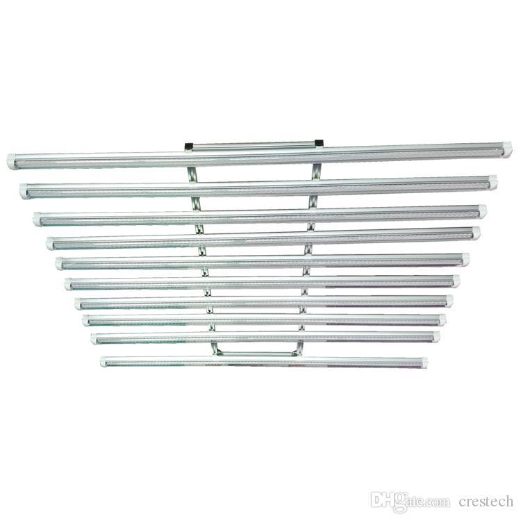 LED 라이트 바기구 360W 전체 스펙트럼 LED는 1 192 * 0.5W 식물 성장 튜브에 빛 120cm 온실 수경 메디카 (10)을 성장 성장
