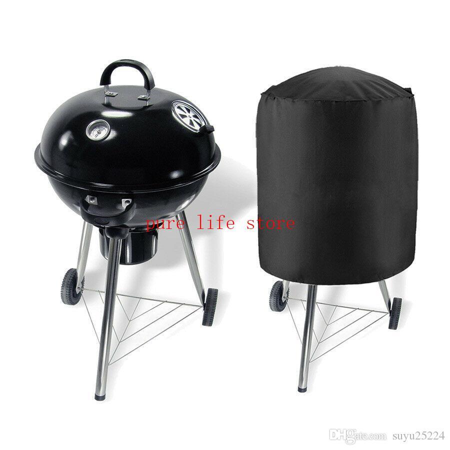 96x70cm barbecue Griglia per barbecue impermeabile della copertura del rivestimento Griglia a gas protezione per Weber bollitore nevoso polvere pioggia il caso della protezione Nute