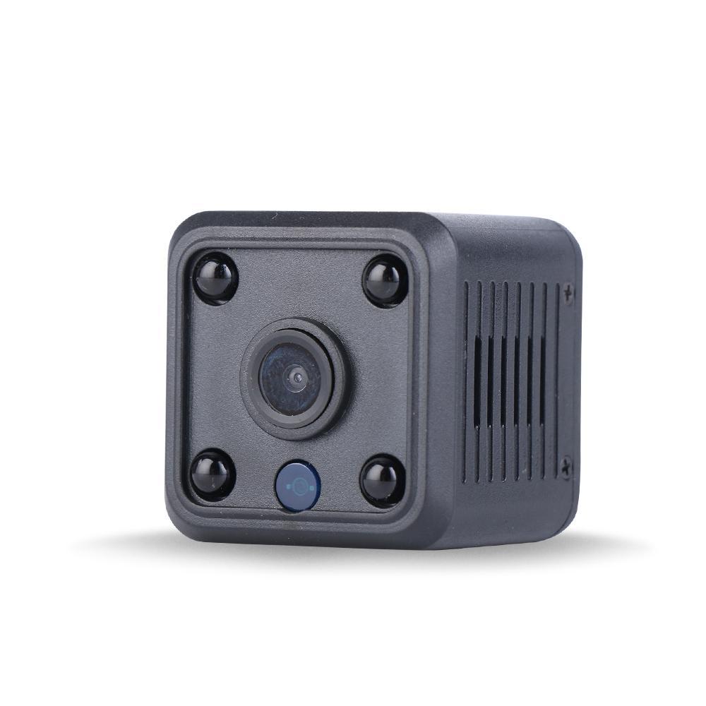 Gece Görüş Hareket Algılama ev güvenlik gözetim kamerası ile 1080P 720P Wifi Kamera Mini IP Kamera HD Kablosuz uzaktan Mini Boby kamera