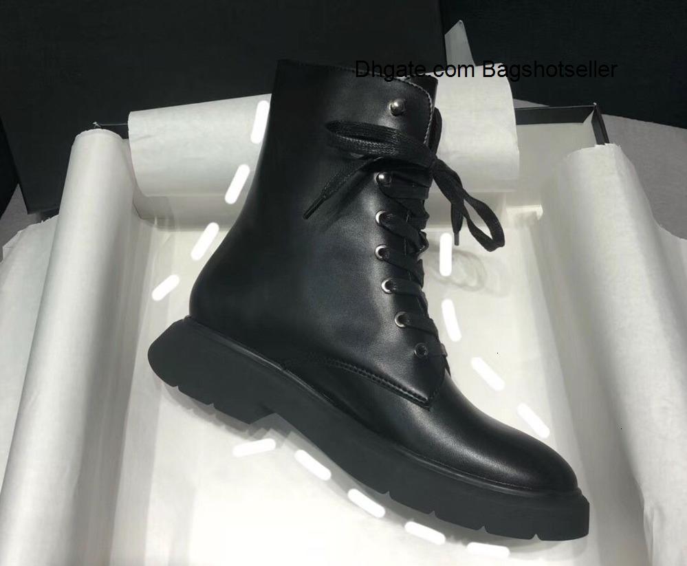 2019 Donna Autunno E L'inverno caldo di vendita, tenere al caldo in pelle Martin Fashion Boots WAN1 GGSD