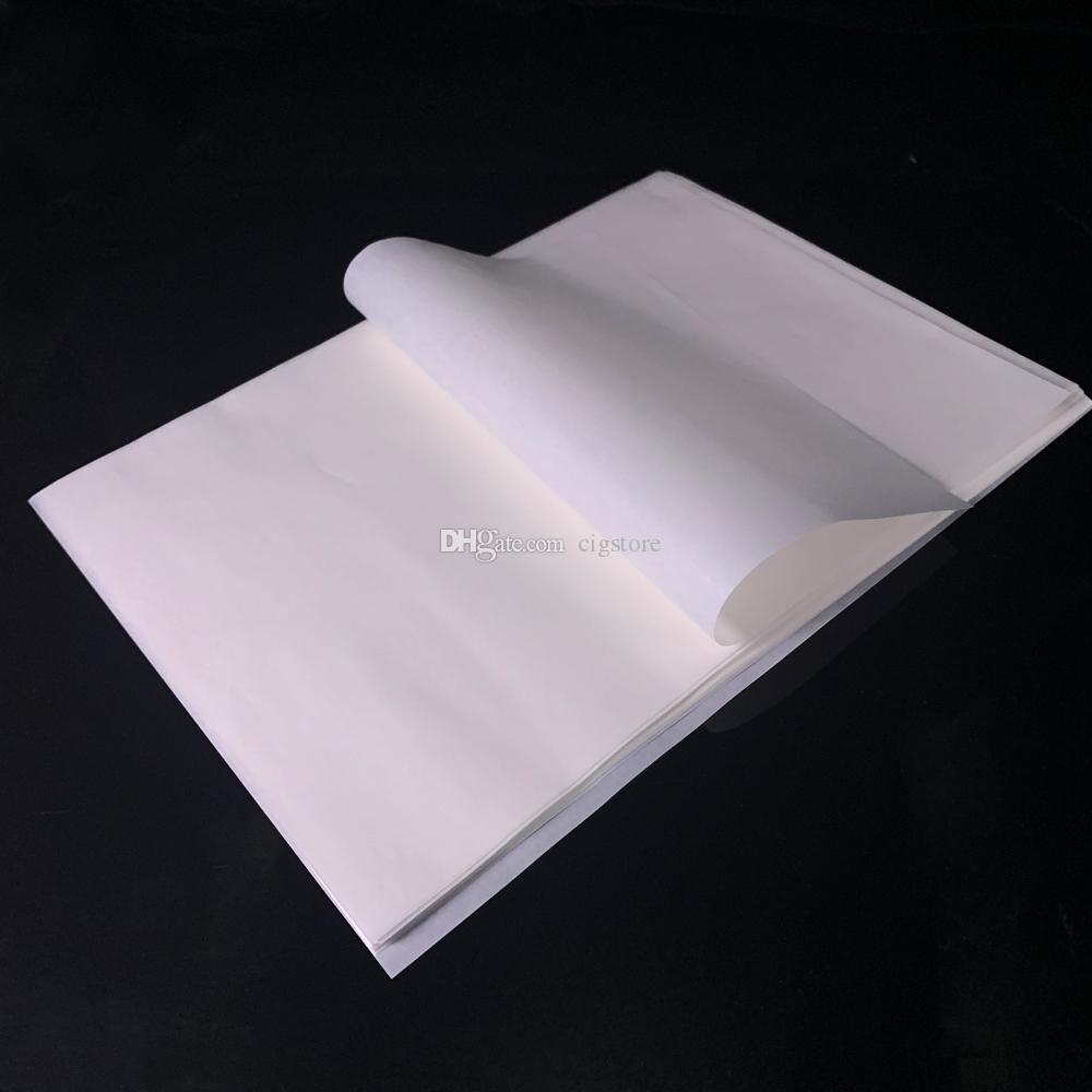 الغذاء الصف المكوى حقائب 20 30CM * ورقة الصنوبري الصحافة آلة الشمع أداة DAB همبرغر زبدة التفاف الطبخ أدوات الخبز
