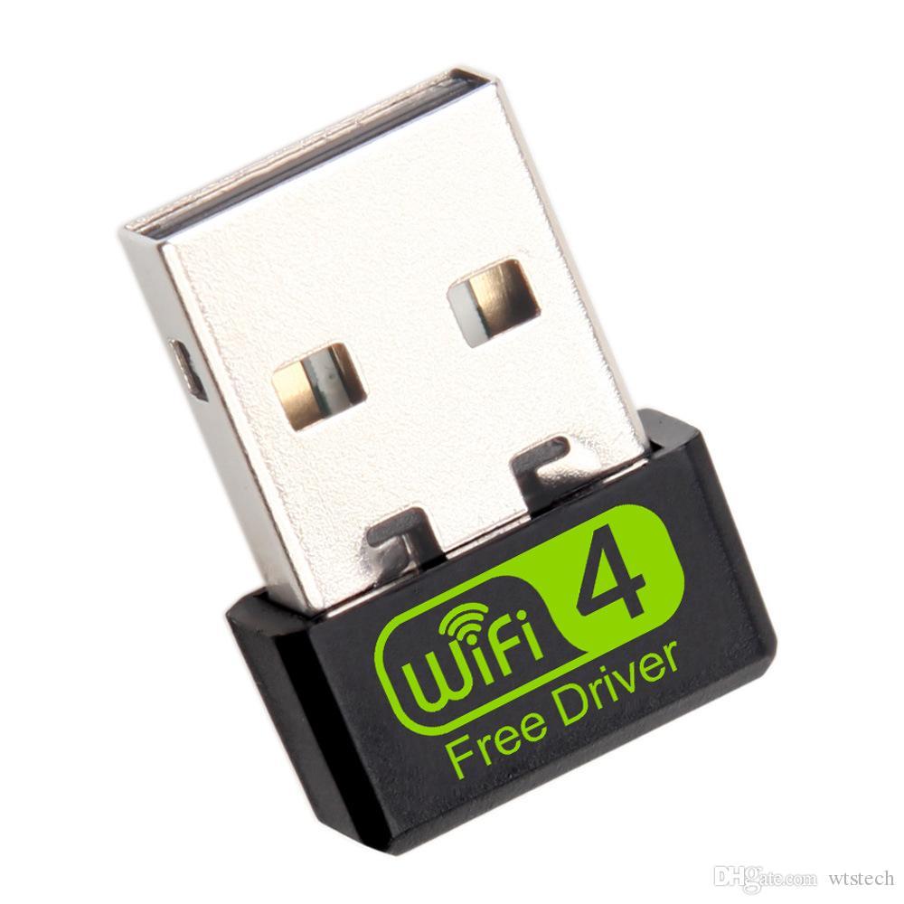 المصغرة USB واي فاي MT7601 150mbs خدمة الإنترنت اللاسلكية المتلقي محول USB لبطاقة الكمبيوتر محول إيثرنت واي فاي شبكة 2.4G هوائي