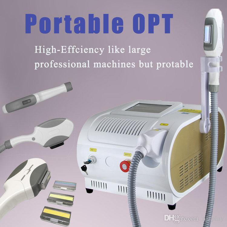 CE appoved SHR Elight hair removal skin rejuvenation opt beauty machine IPL wrinkle removal spa equipment