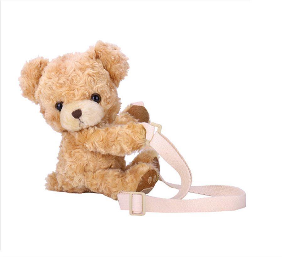 Children/'s Toy Bear Backpack
