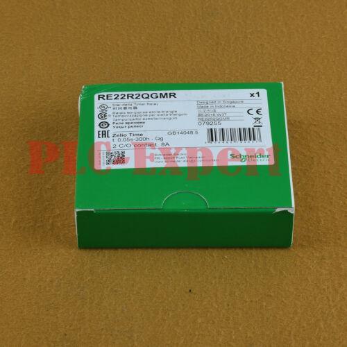 1pc nuovo Schneider RE22R2QGMR Un anno di garanzia RE22R2QGMR consegna veloce