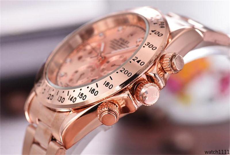 watch1111 Dial luxuosa da forma com calendário Bracklet Fecho Mestre Masculino O design mestre relógios por atacado Mens de quartzo