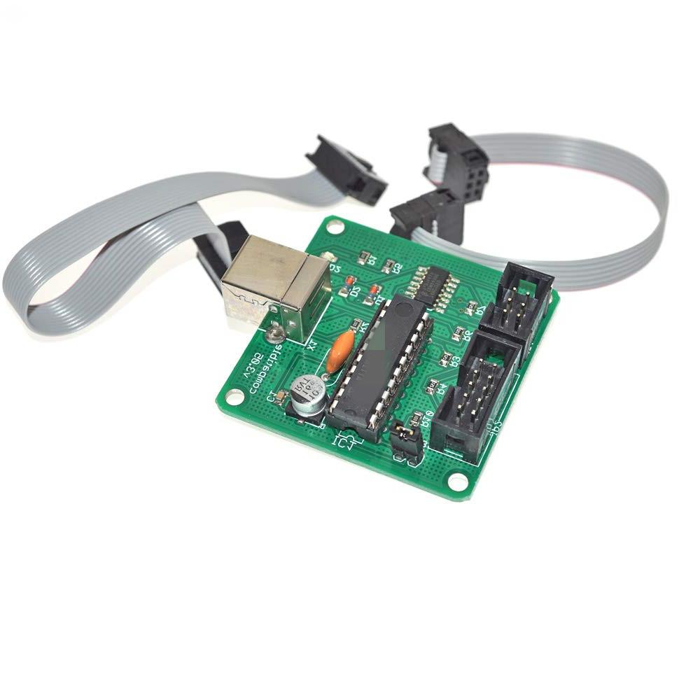 USB Tiny ISP 51/AVR ISP Programmer IDE Bootloader USB Download Driver  Interface For Arduino Smart Home Gadgets Smart Home Technologies From Nori,