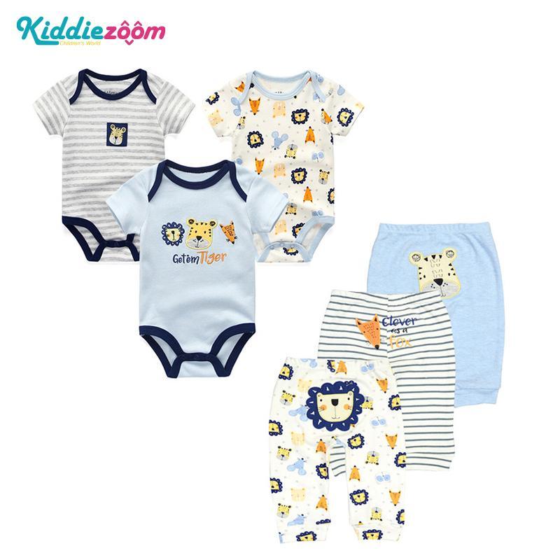 Bebé Niña Blanco Smart Body Con Cuello De Algodón