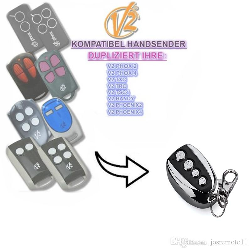 Fernbedienung 433MHz kompatibel mit v2 TRC Handsender