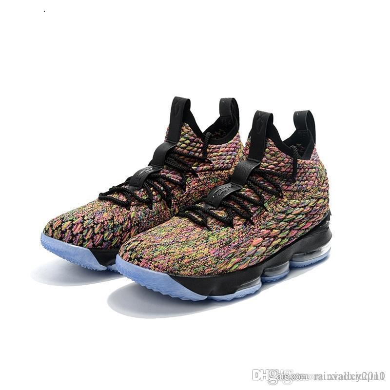 Lebrons 15 Shoes Mens Basketball