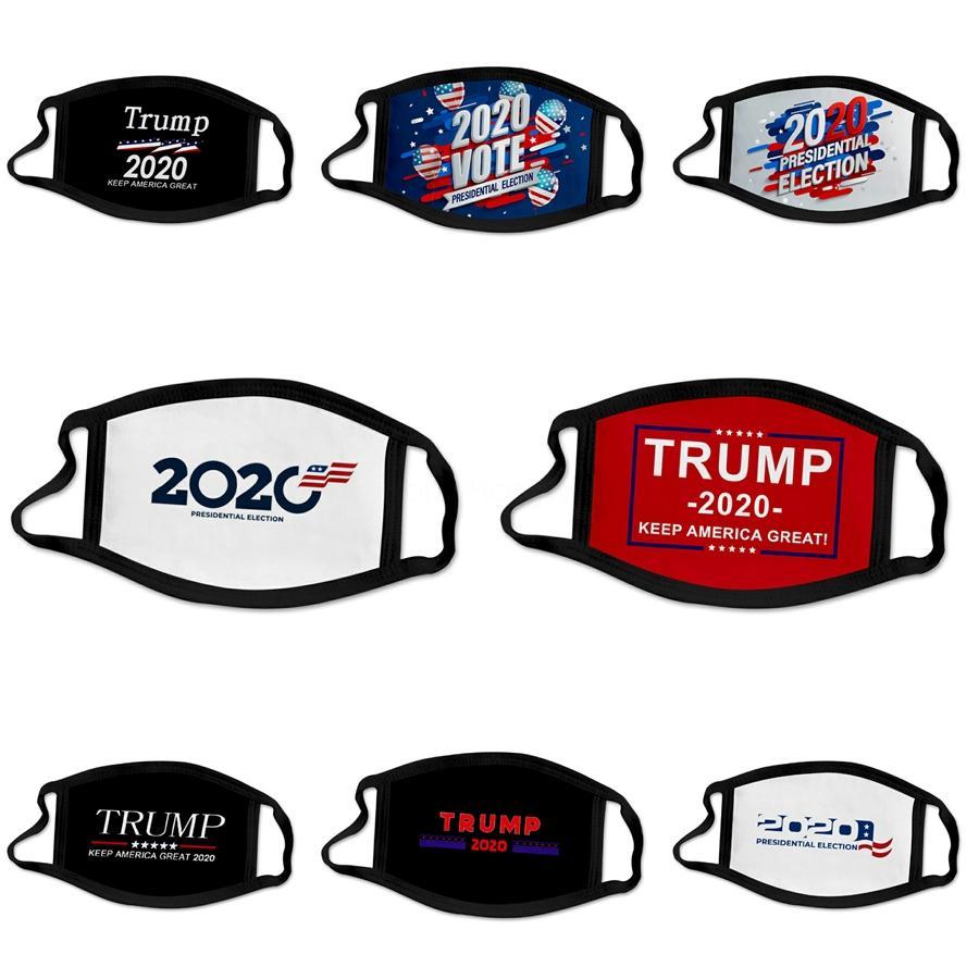 Роскошная Trump маска для лица Анти пыли Ultraviolet-Proof Маска Рот-Муфельных Женщины Face Protector моющегося Спорт маски для лица 12 Цвета B # 46