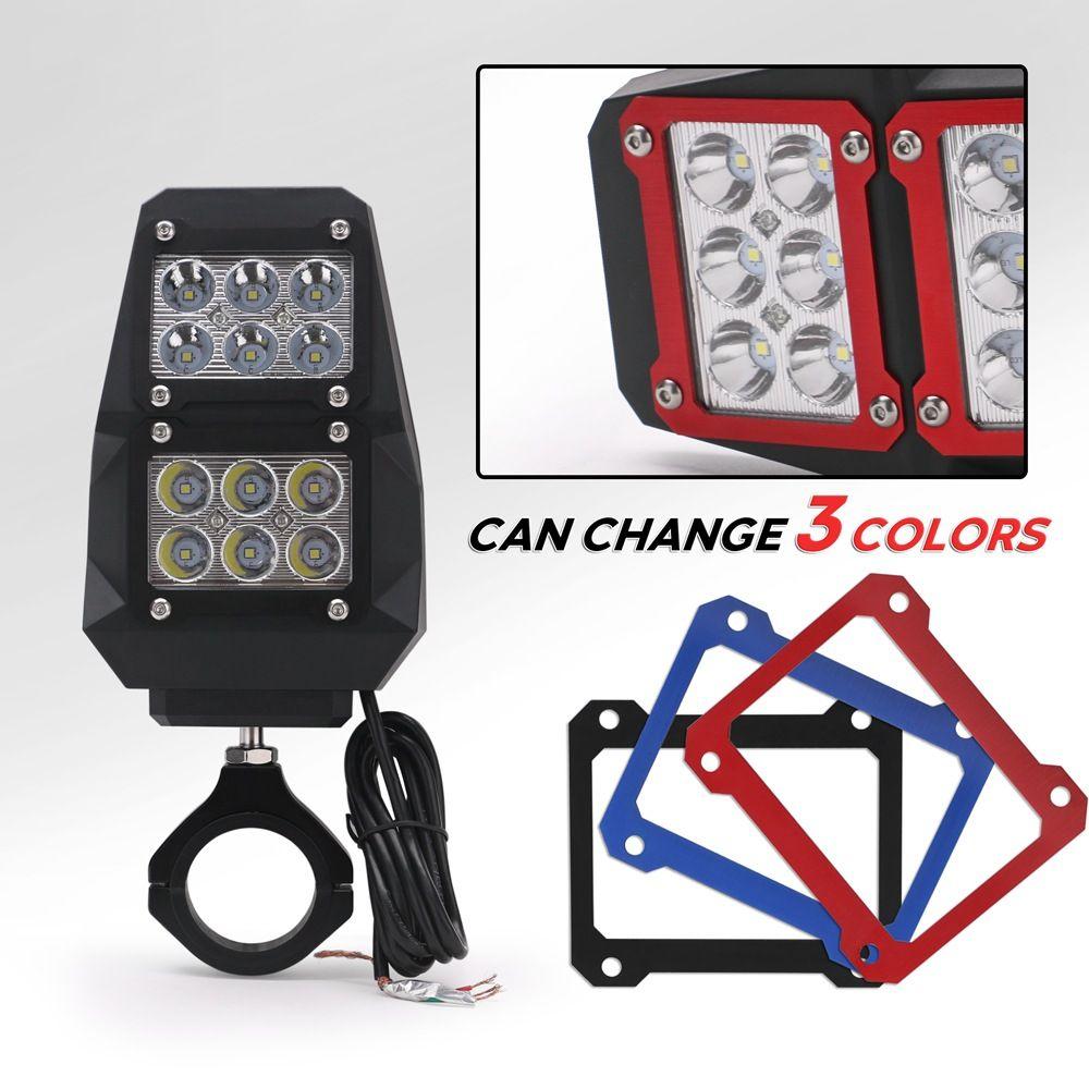 Rotolo Cage Specchietto retrovisore ktm ATV per Yamaha Can-Am Commander 1000