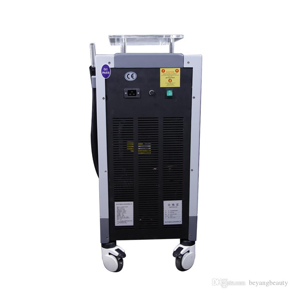 Makine kriyo lazer tedavisi için ağrı -30 sıcaklık hava soğutucu cilt azaltmak soğutma soğutucu kriyo Cilt