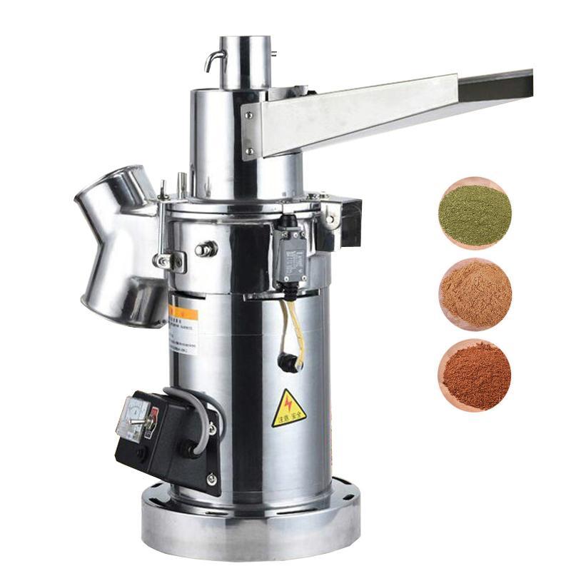 2200W elettrico in acciaio inox alimentare Mill Grinder 220V spezie cibo secco erbe cereali caffè frantoio polvere macchina ad alta velocità