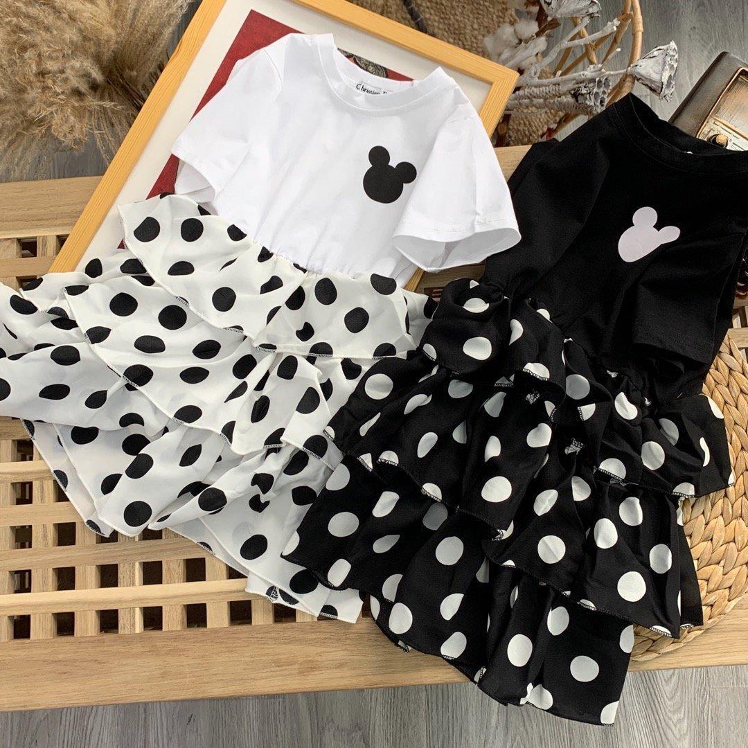 Şık sevimli etek doğum günü hediyesi iyi çocuklar kostüm J7Z1K0LIRJPK 2020 yüksek kaliteli kız elbise rahat moda bahar yeni elbiseler