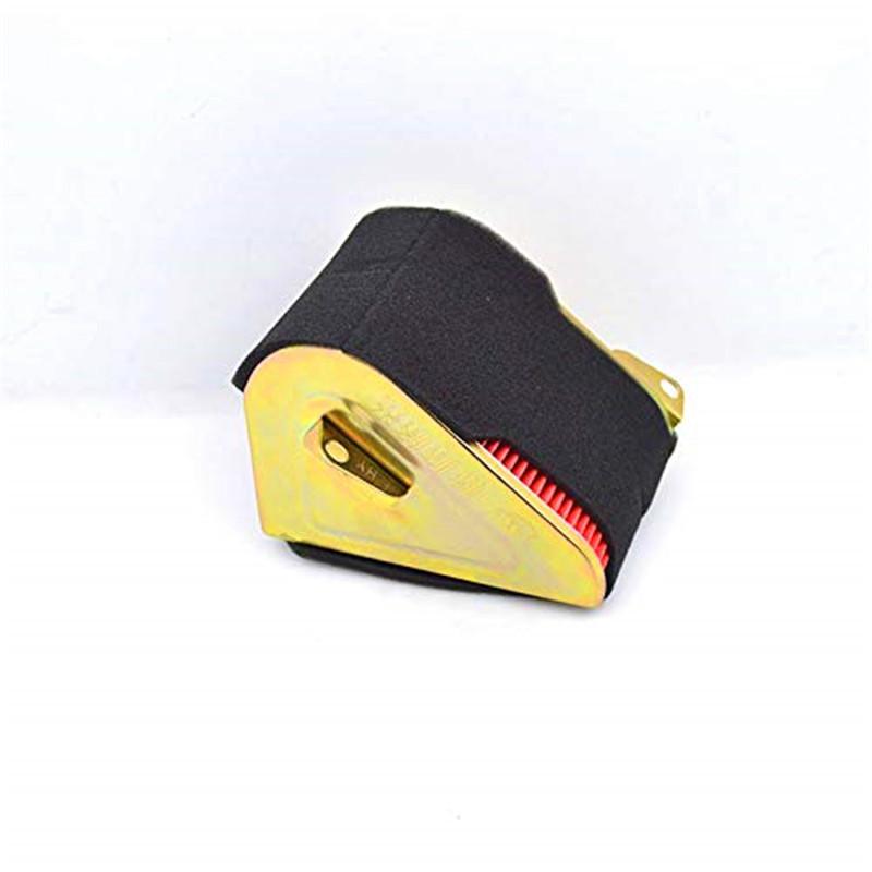 Motocicleta Filtro de Ar Cleaner Espuma esponja para KYMCO SYM GY6 125 150 152QMI 157QMJ scooter vão carros Peças