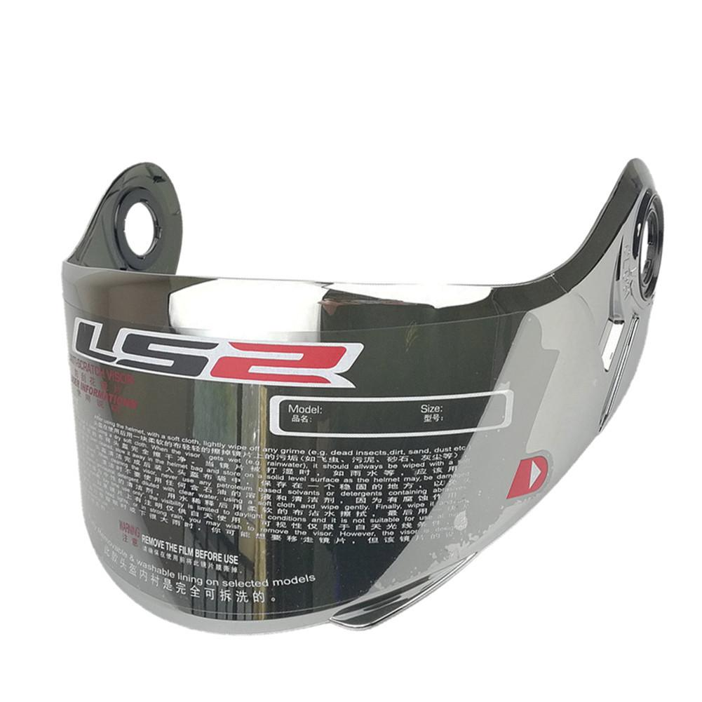LS2 FF370 Flip Up Helmet Visor Lens for LS2 FF394 FF325 FF386 Full Face Helmets