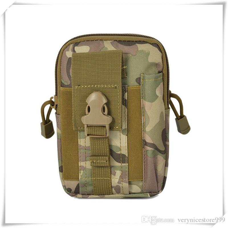 Mini Pouch Belt Waist Pack Bag Phone Pocket Waterproof Bag Waist Packs Belt Bag Phone Pouch