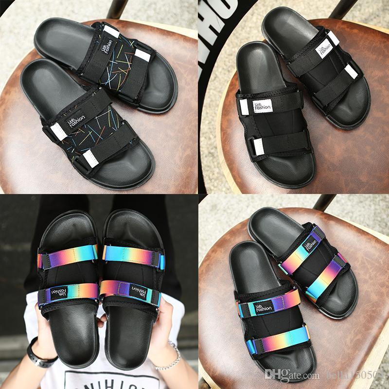 Pantofole design UOMO DONNA Pantofola in tela netta Scarpe super traspiranti super leggere Moda Infradito da spiaggia Pantofole da spiaggia Pantofole da esterno