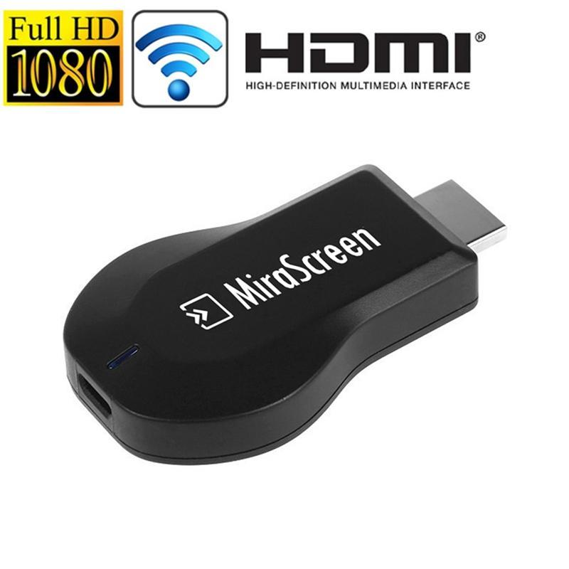MiraScreen WiFi exibição Dongle / Miracast Airplay DLNA visor do receptor Dongle
