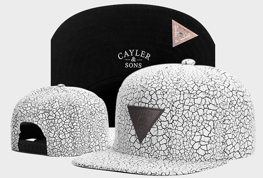 Brand black leather hip hop snapback hat for men women adult outdoor casual sun baseball cap cool hat