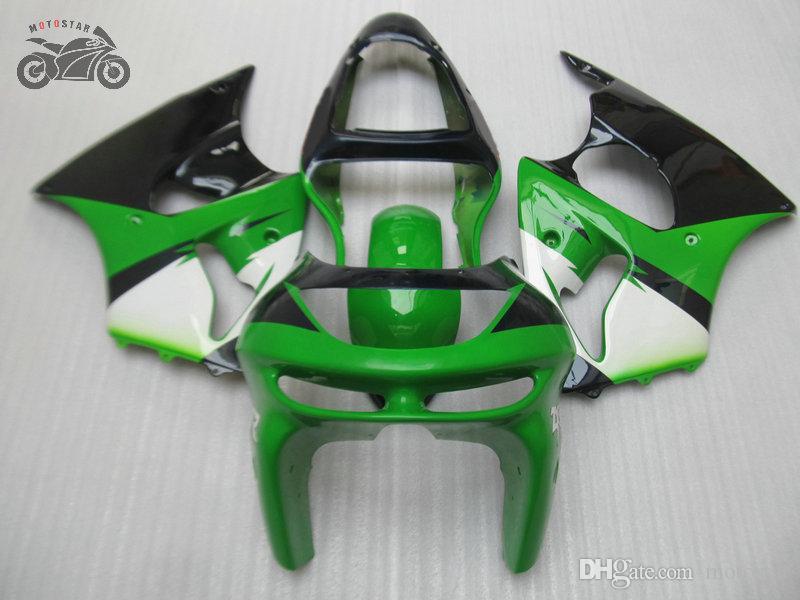 Настроить ABS пластиковые обтекатели комплекты для Kawasaki Ninja ZX6R ZX-6R 1998 1999 мотоцикл ремонт кузова обтекатели частей ZX 6R 98 99