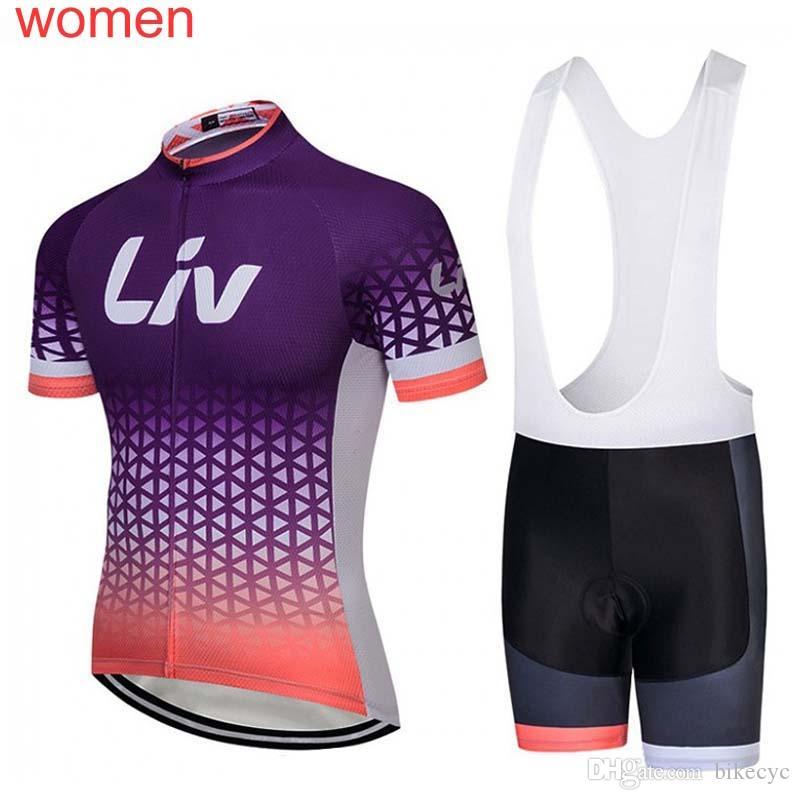 Cycling Bib Shorts Women Bike Bicycle Bib Short with 3D Gel Pad