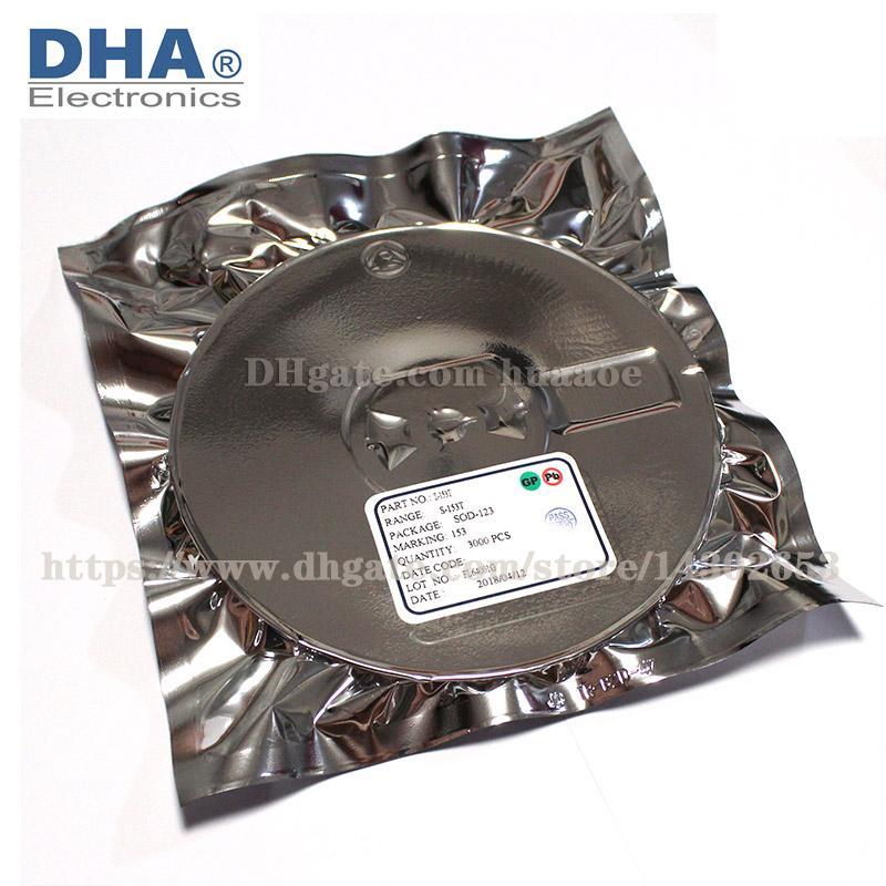 S-153T Current12-18ma, центральное значение 15MA SOD-123 SMD current regulative diode, CRD применяется для светодиодного освещения, светодиодных ламп