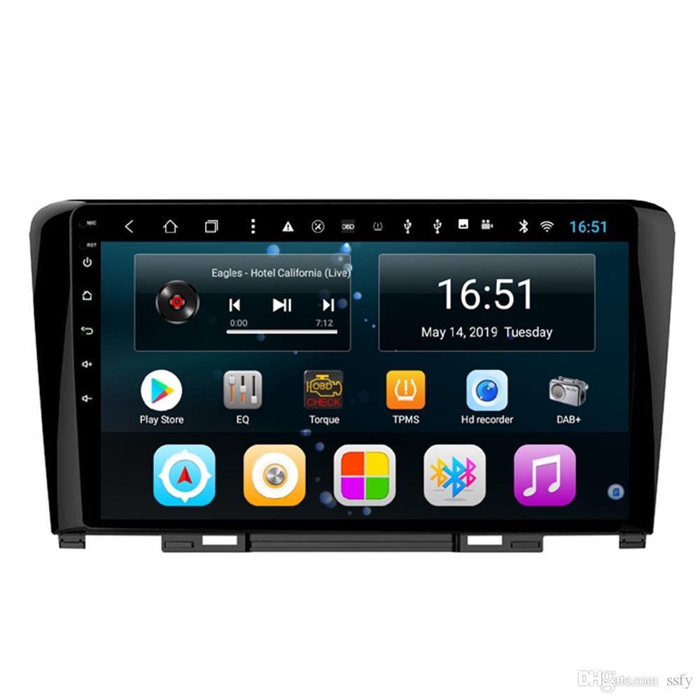 Android car player with precise GPS navigation Resolution HD 1024 * 600 excellent music free map fast delivery for Great Wall H6 10.1inch