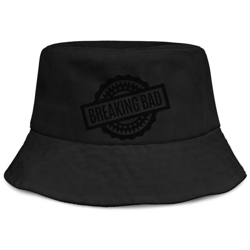 Kötü logoları kırma pembe erkekler balıkçı kova güneş şapka tasarım boş kişiselleştirilmiş moda orijinal kova suncap