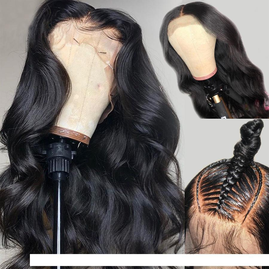 360 кружева фронтальный парик полные кружева парики кружева передние волосы волосы парики бразильские волна тела для черных женщин ярмарка большие человеческие волосы